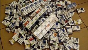 Dębiczanin przemycał papierosy bez akcyzy 1